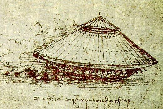 Leonardo da vinci il genio e le invenzioni eventi for Invenzioni di leonardo da vinci