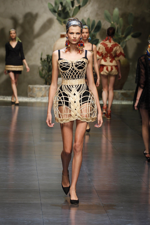 c61ad7bdd1 Le collezioni Primavera/Estate di Dolce e Gabbana all'insegna della ...