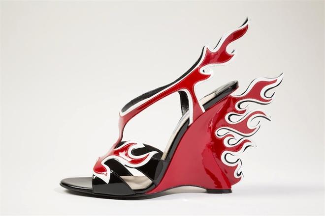 comprare on line 832d9 921d1 Shoe Obsession: in mostra a New York le scarpe più belle del ...
