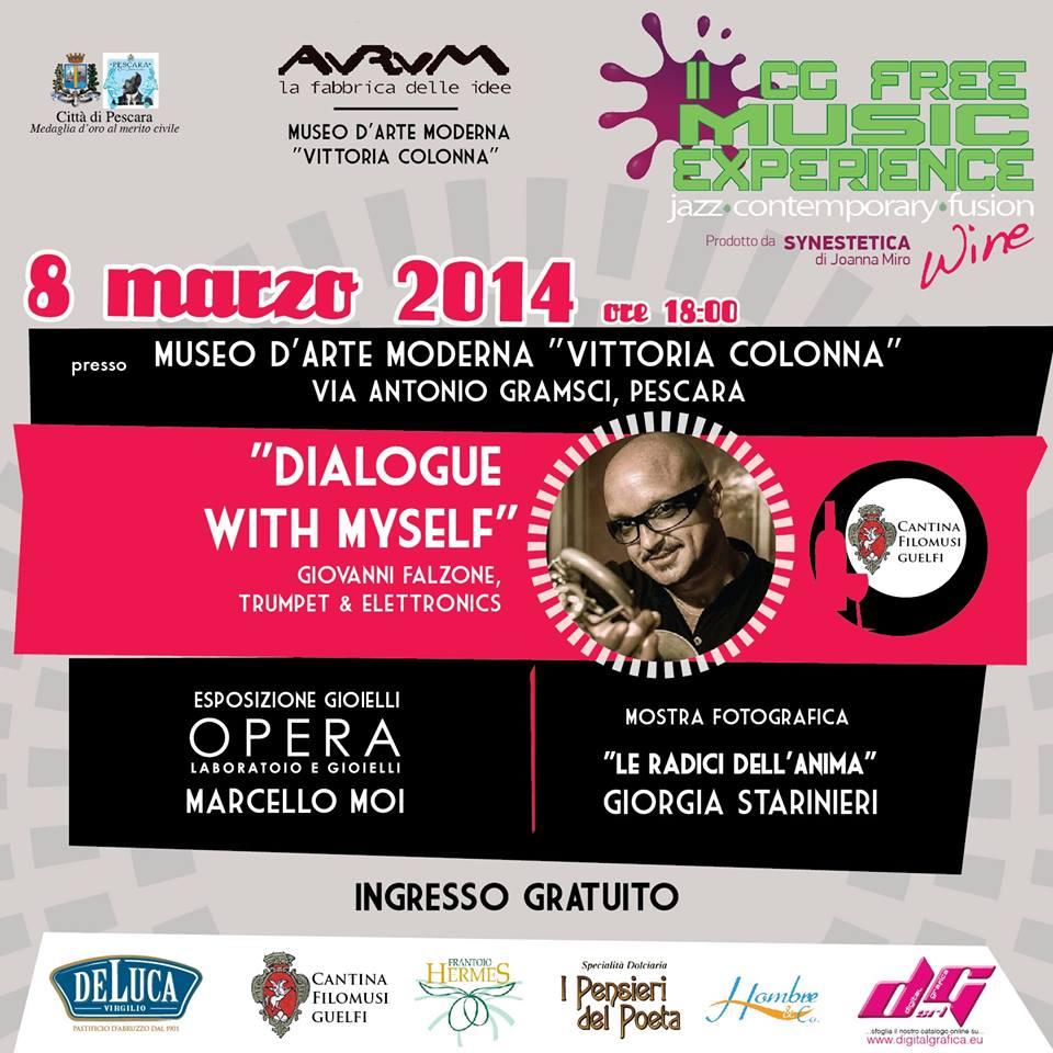 Locandina 8 marzo 2014