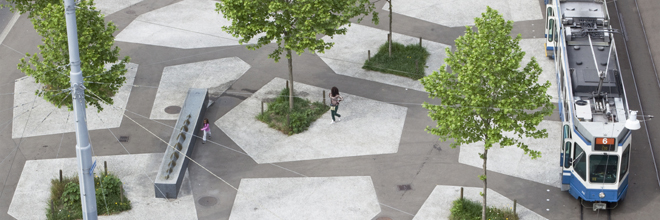 The Swiss Touch in Landscape Architecture