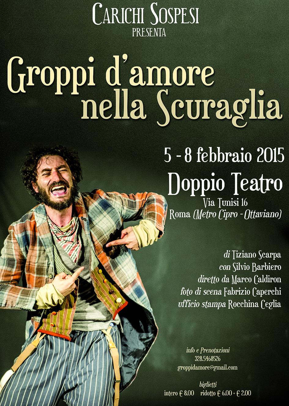 locandina Groppi Doppio Teatro