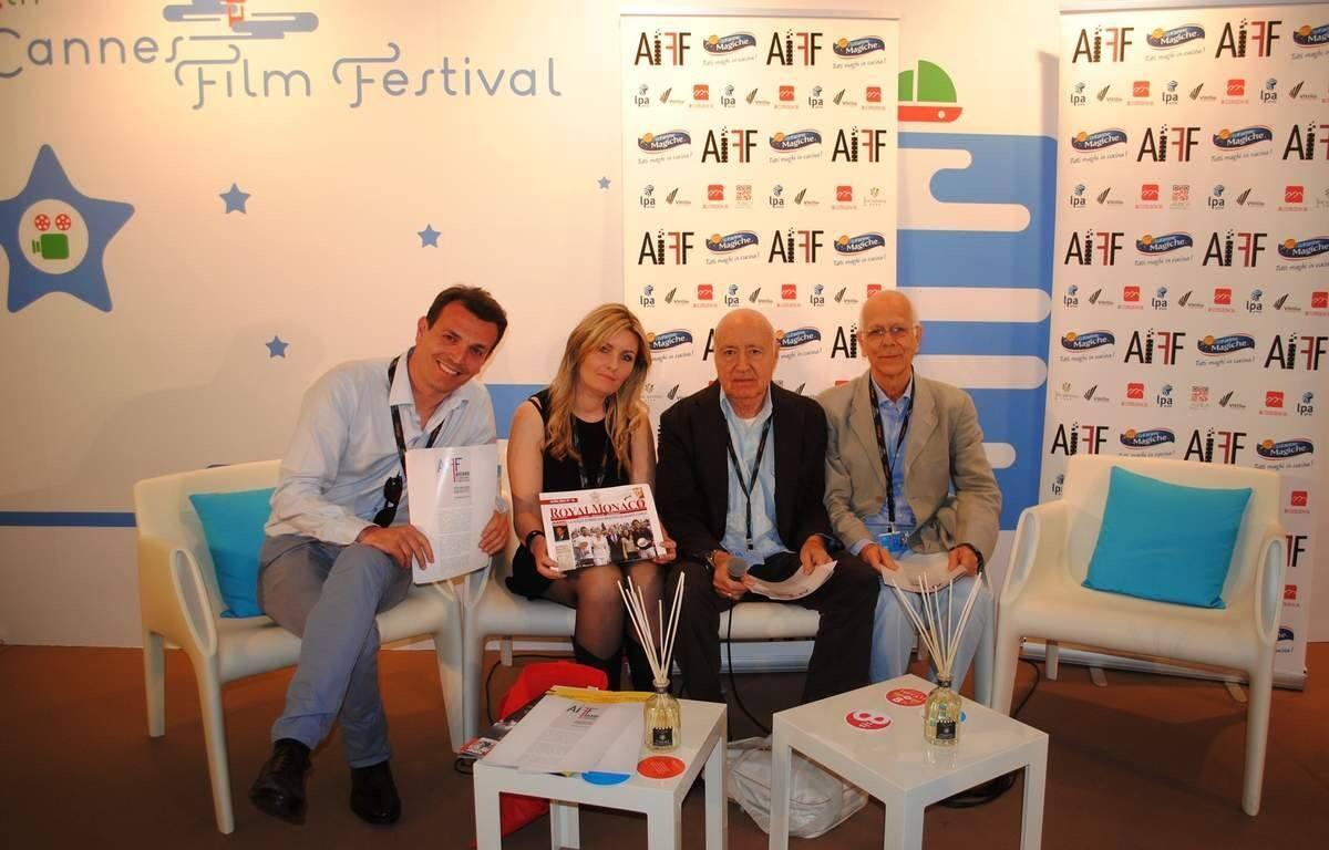 foto con Bassi e Mariotti