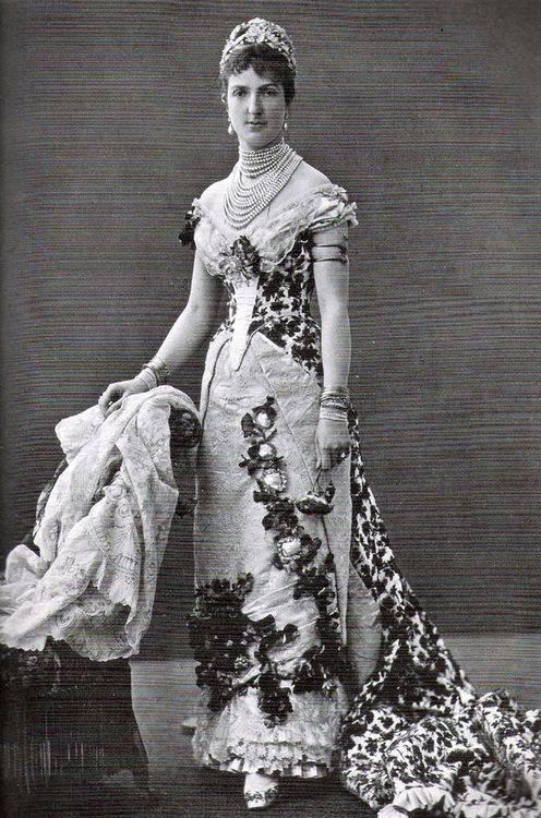 Margherita di Savoia 1888_Expo 1888