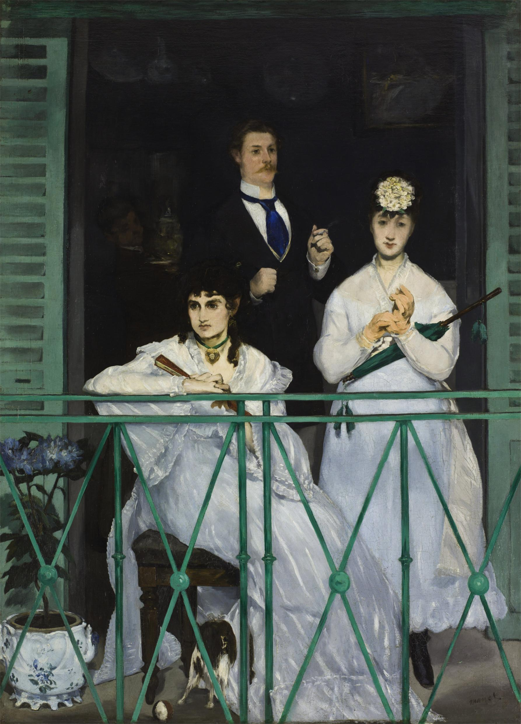 Il-balcone_Manet