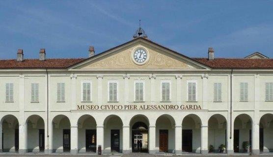 Il museo Garda di Ivrea