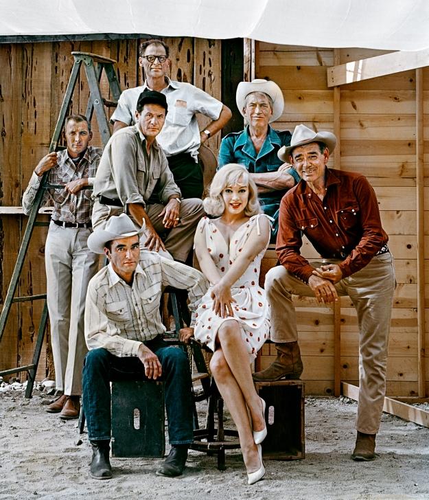 USA. Reno, Nevada. 1960. 'The Misfits'.